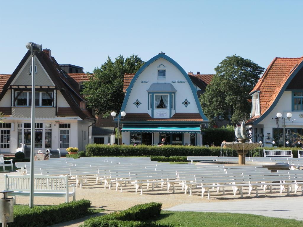 Kleines Haus am Meer Boltenhagen an der Ostsee