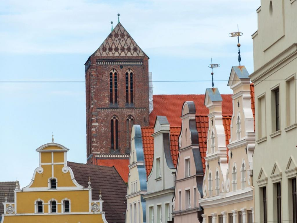 Strichmädchen aus Wismar, Hansestadt