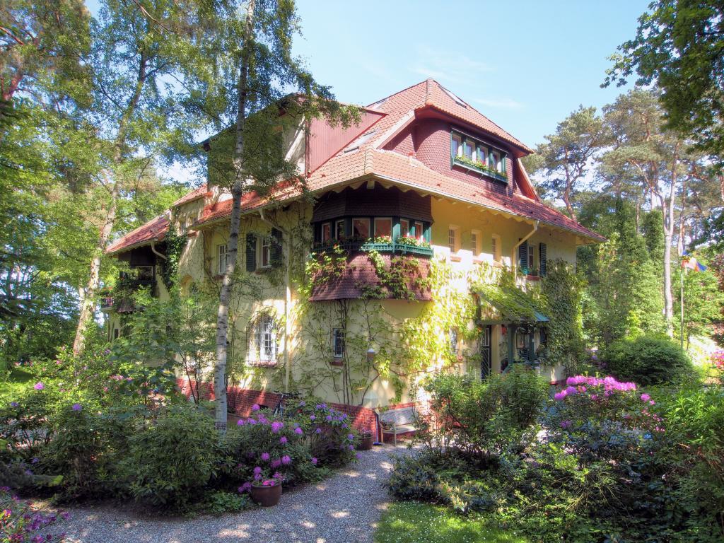 Haus Hubertus Whg H4 Boltenhagen an der Ostsee